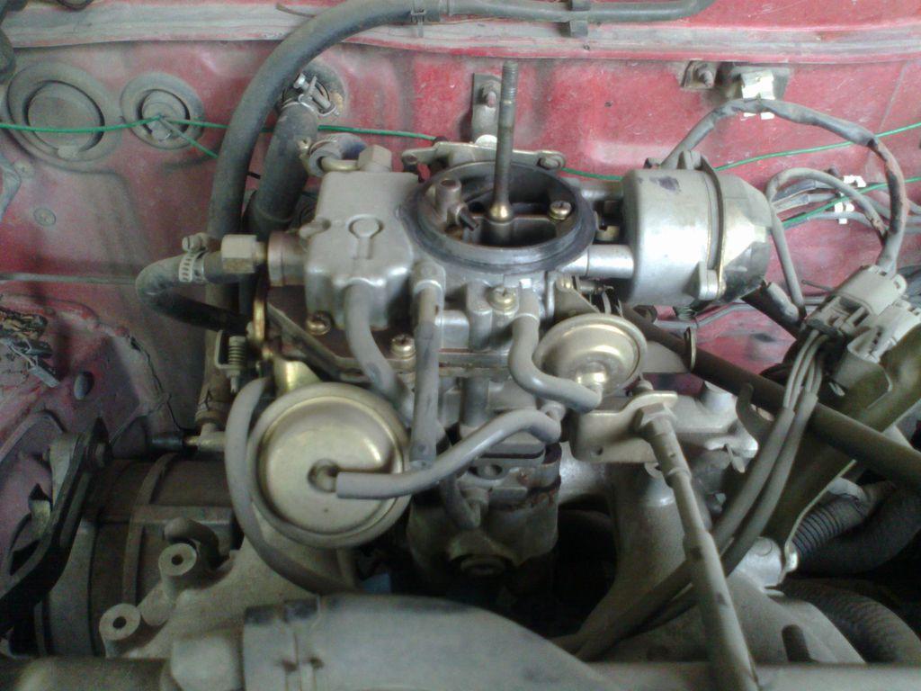 carburador nissan sentra 1993