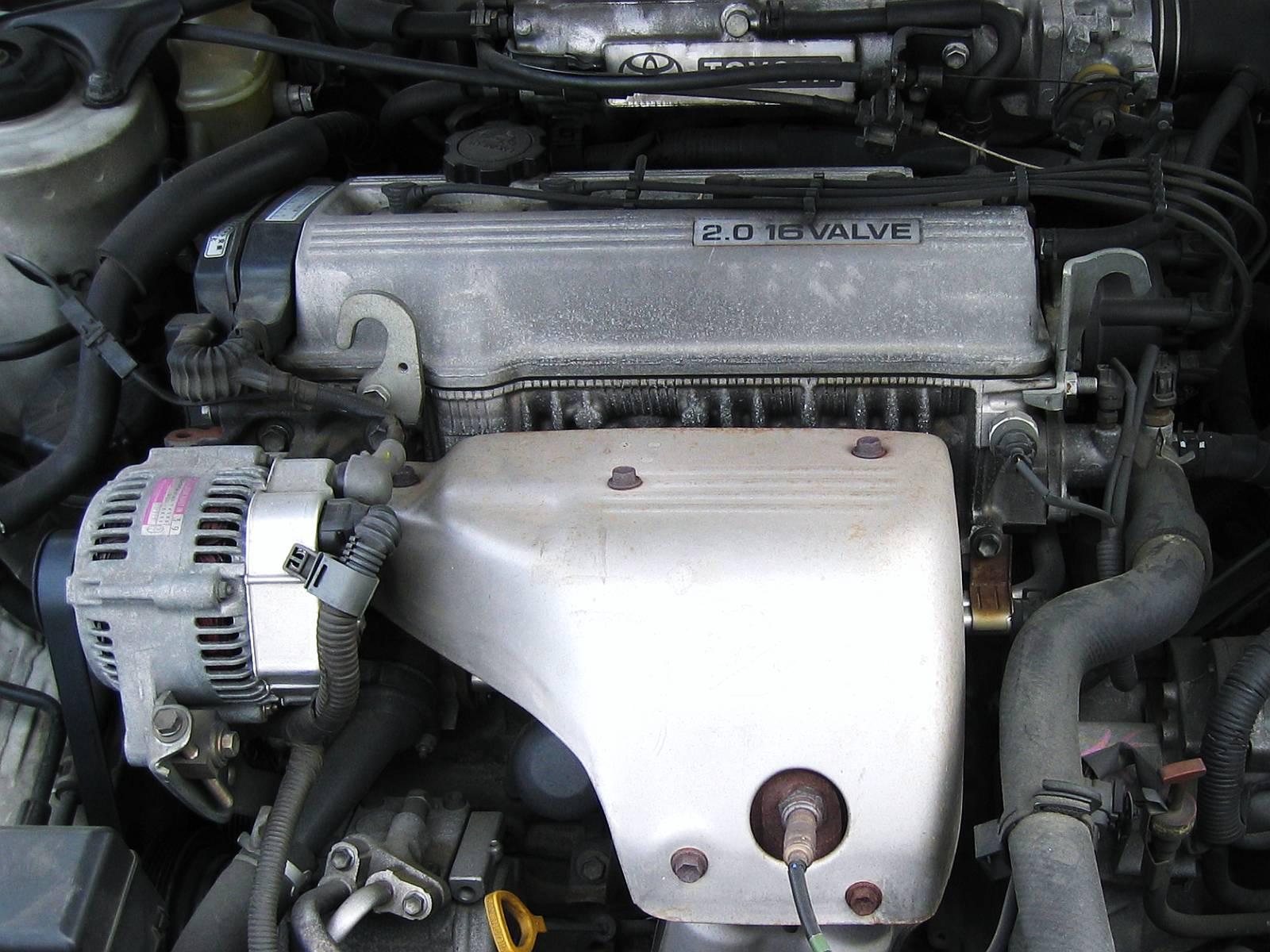 Manual De Servicio Toyota 3s