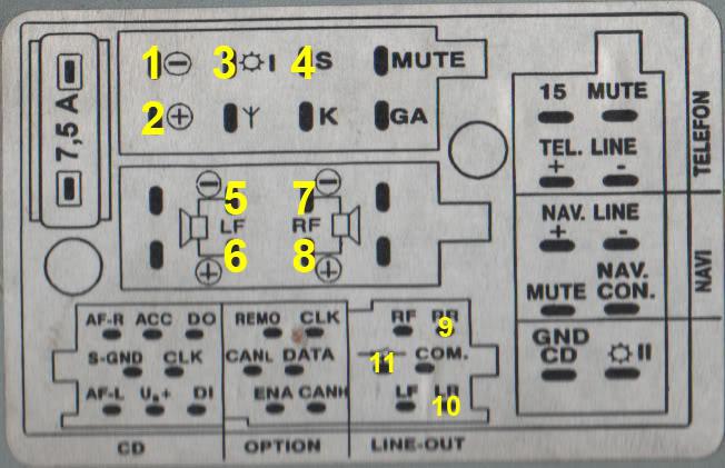 Guia De Instalacion De Un Autoradio Auto Radio Stereo