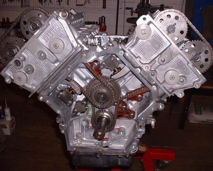 C Ea besides Sohc Engine Diagram Get Free Image About Wiring Ford Explorer Timing Chain Replacement L B A E Eec moreover A furthermore Camchains   C Ae F F E B Be Bffd additionally Img Zps F C B. on cadillac northstar 4 6 engine timing marks