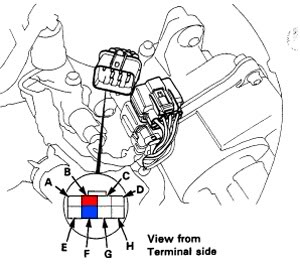 Camshaft Sensor Location 2004 Honda Crv on honda cr v wiring diagram