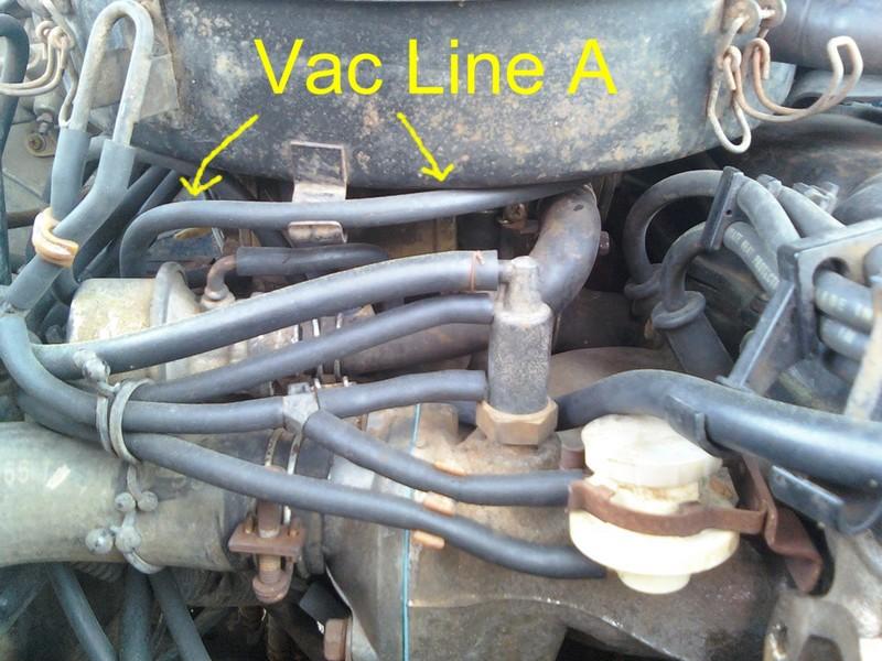 opel vacuum diagram como se conectan las mangueras del carburador de motor z24  como se conectan las mangueras del carburador de motor z24