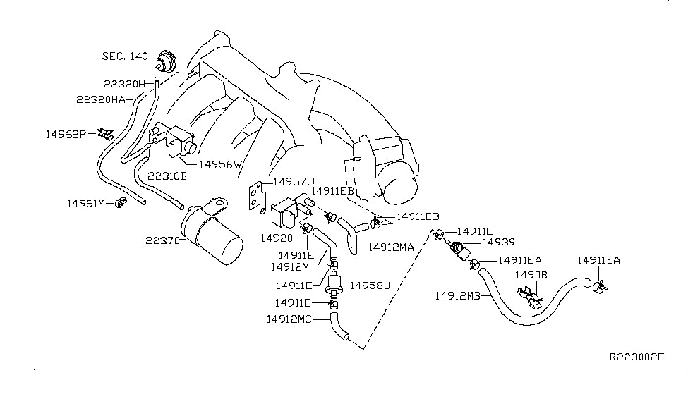 2001 Hyundai Sonata Power Steering Rack Removal likewise Diagrama De Mangueras De Vacio 0 in addition Manual De Reparacion Nissan Altima 2006 2007 in addition 2002 Nissan Altima Fuse Box Diagram furthermore Puesta Punto Motor Mwm 28. on 2005 nissan sentra engine