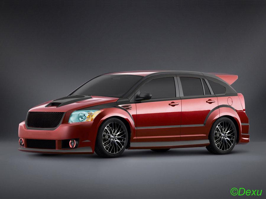 Como Tunear Un Dodge Caliber 2009