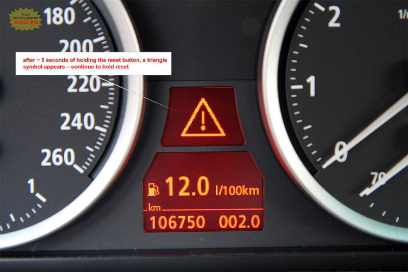 Bmw 335i Warning Light Symbols