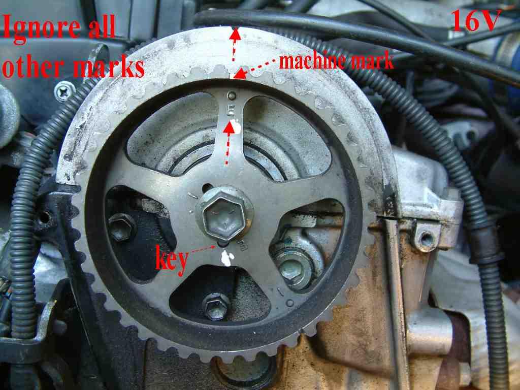 How To Change Timing Chain In A Suzuki Sidekick  L