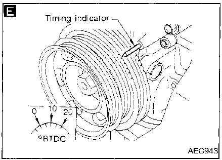 reglaje de tiempo para tsuru 16 valvulas 2005