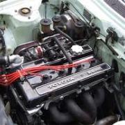 Motor Toyota 18RG