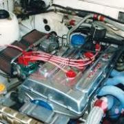 Motor Toyota 2TG