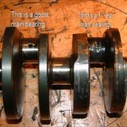 motor amarrado, fundido, ciguenal danado, se quedo sin aceite, fundio motor