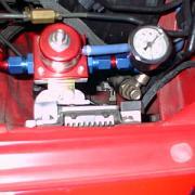 Regulador de presión de gasolina