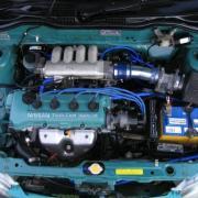motor, nissan, ga16, ga16de