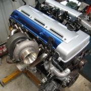 guia de partes para conversion a turbo