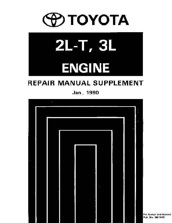 manual de servicio toyota 3l valvulita com info gratis para rh valvulita com