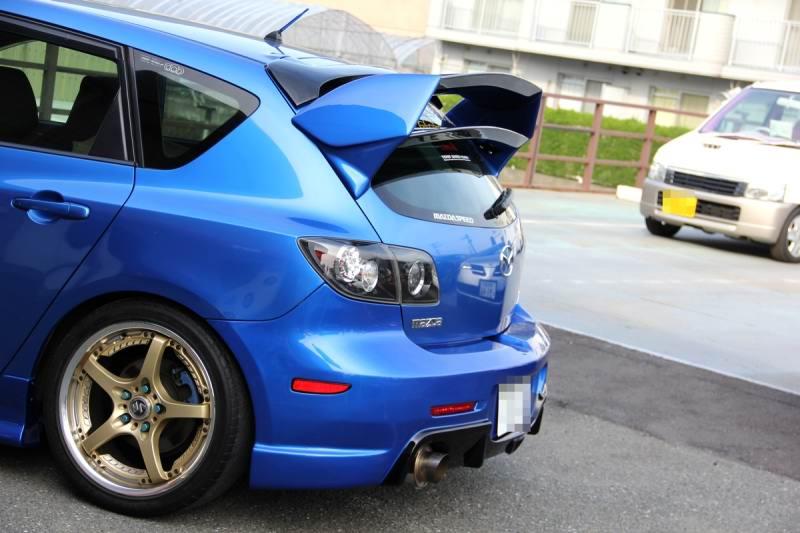 Tuneado Para Mazda 3