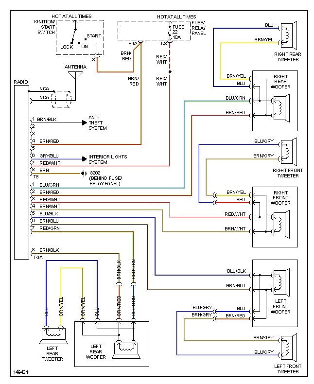powered subwoofer wiring diagram c digo de colores jeep subwoofer wiring diagram #14