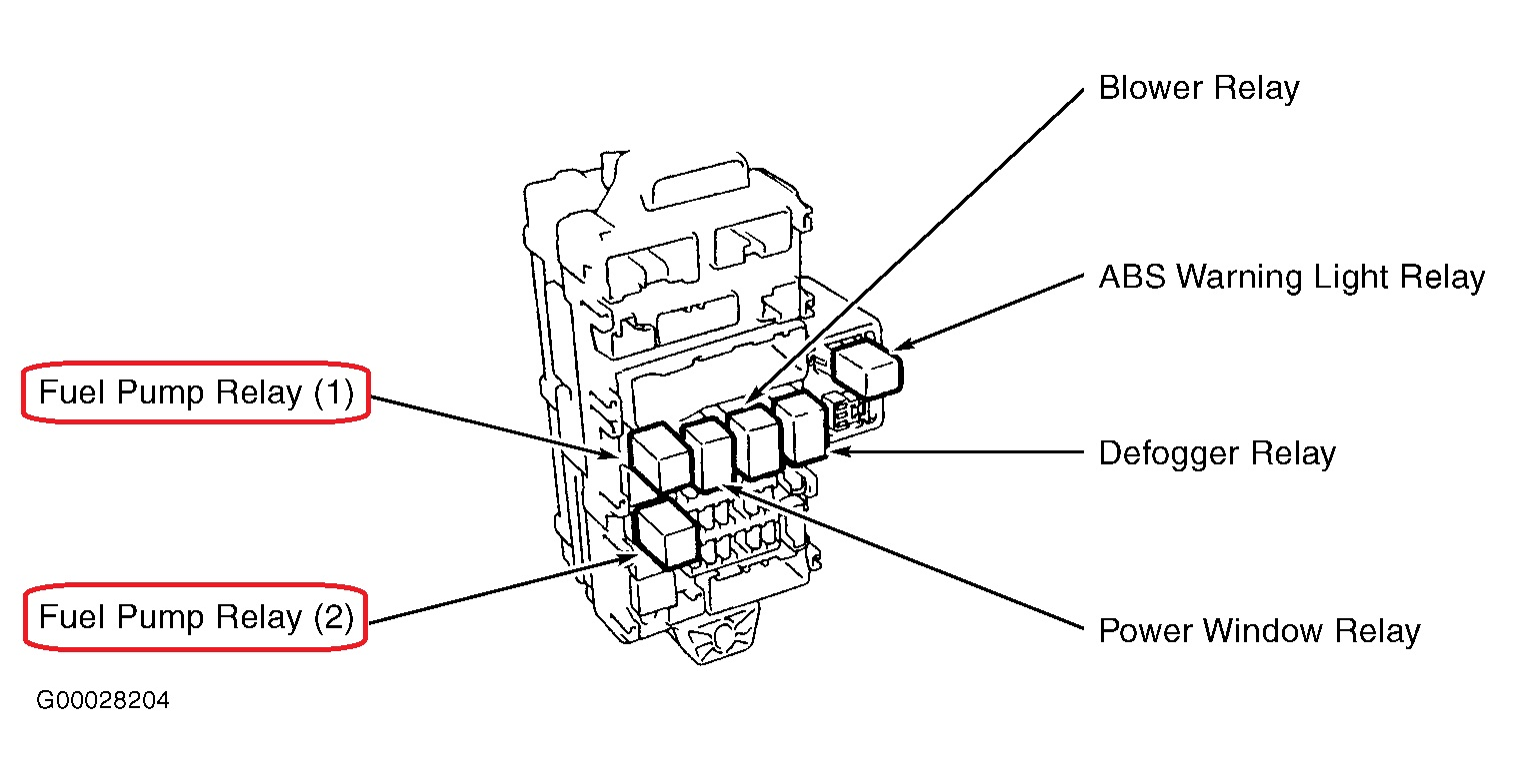 2004 Nissan Sentra Fuse Locations on nissan pathfinder wiring diagram