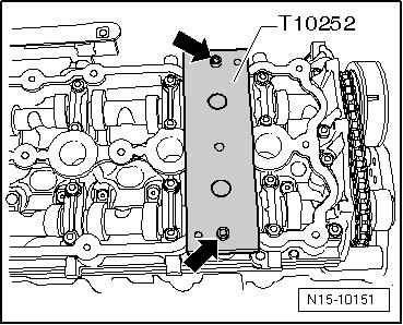 diagrama de sincronizar arboles de levas del seat leon fr