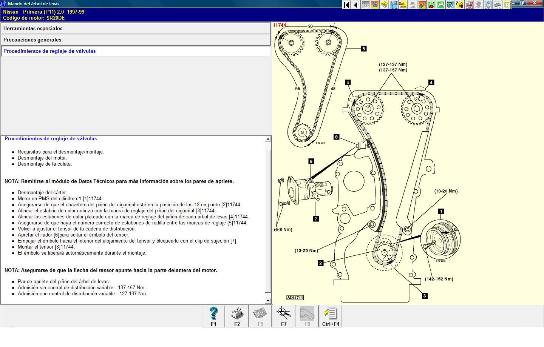 Distribuciom De Sr 18 Qg18de Ecu Wiring Diagram Comentarios