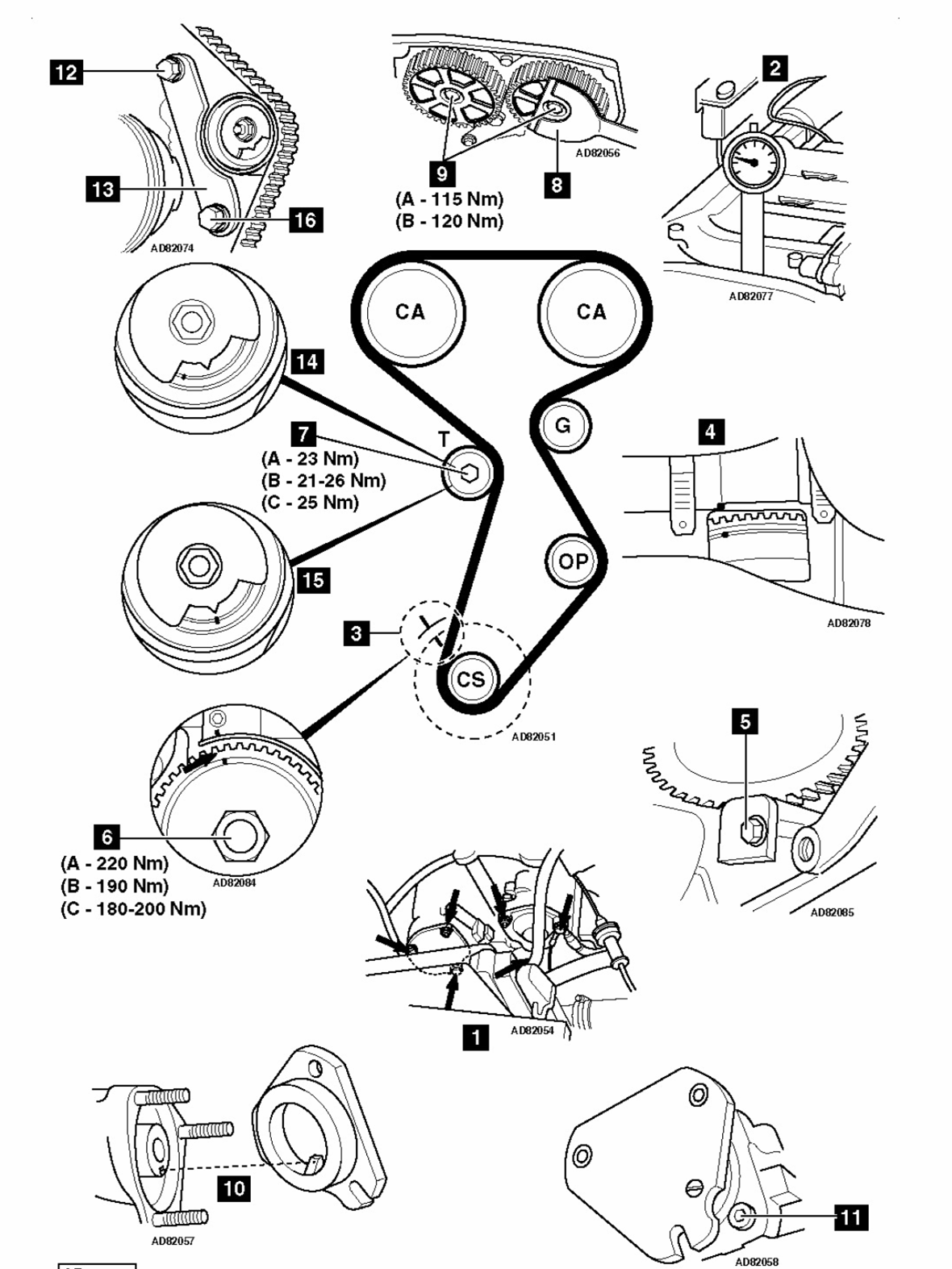 How To Replace Timing Belt On Vw Polo 6n 1 7 Sdi besides Removing and installing timing chain and chain drive for oil pump together with 97 F150 4 6 Engine Diagram likewise How To Replace Timing Chain On Peugeot 308 1 4 Vti 2010 also How To Replace Timing Belt On Vw Polo 6n 1 9 D. on vw timing marks