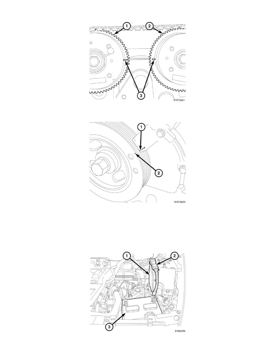 diagrama sincronizacion motor toyota rav4 2 4