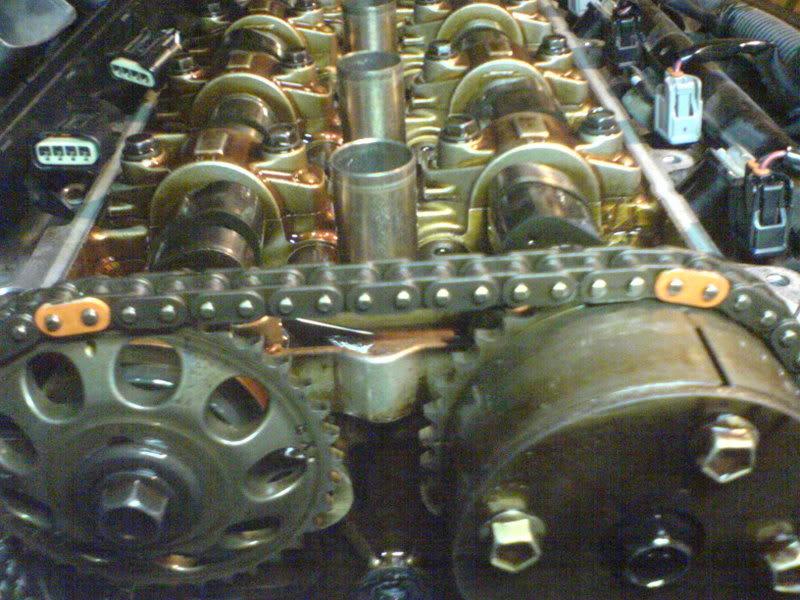 Toyota Matrix 2zz