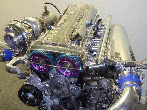 Motor 2JZ-GTE