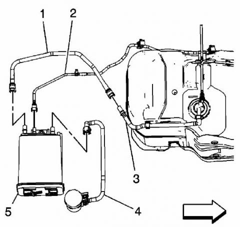 P0443 1997 Ford F150 together with 7 3 Idi Wiring Diagram further Location Of Fuel Vapor Leak Detection Pump additionally Ford Explorer Sport Trac Starter Location moreover Ford F700 Electrical Diagram. on ford ranger vapor canister