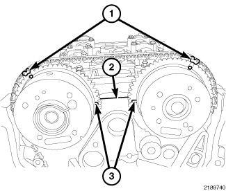 proceso de cambio de cadenas del tiempo del avenger 2008 2