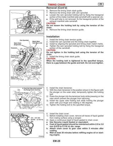 Nissan Zd on Nissan 2 5 Engine Diagram