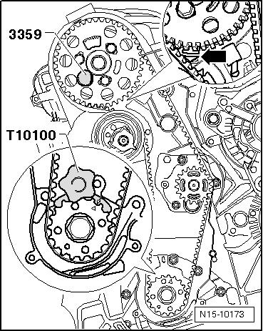 como sincronizar motor volkwagen crafter 2.5 tdi common rail