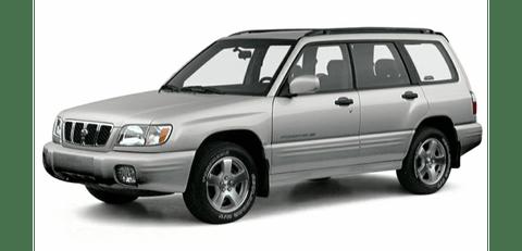 Subaru Forester 2001