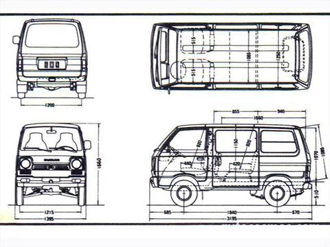 Manual de Servicio Suzuki Carry ST90 F10A